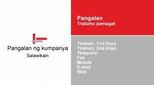 #119791 business card template sa pamamagitan ng cellphone
