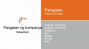 #553297 business card template sa pamamagitan ng cellphone