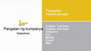 #761986 business card template sa pamamagitan ng cellphone